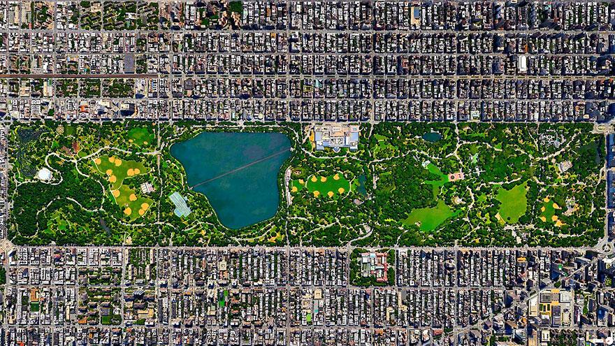 Центральный парк, Нью-Йорк, США
