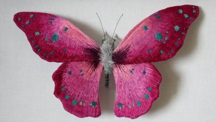 Искусные гигантские насекомые Юми Окиты, которых сложно отличить от живых