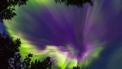 «Небесная палитра». Красота неба над головой