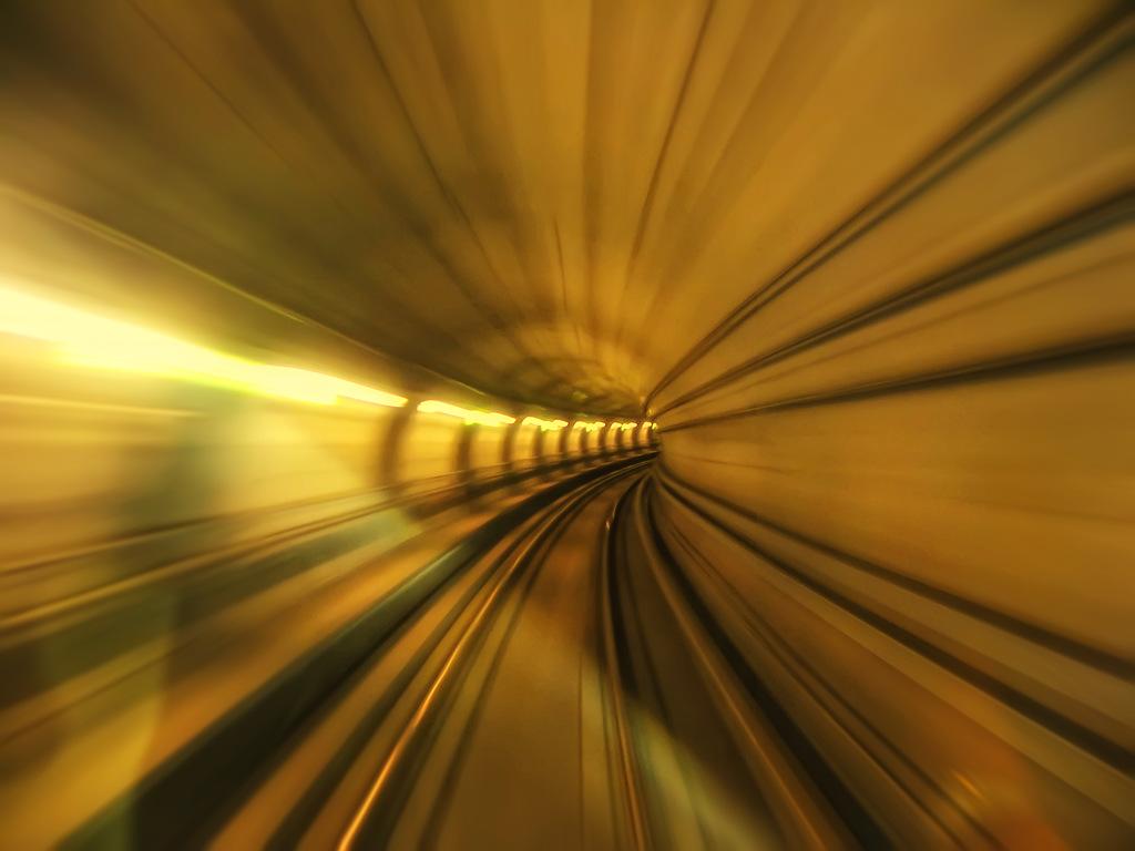 Магия подземного мира метрополитена