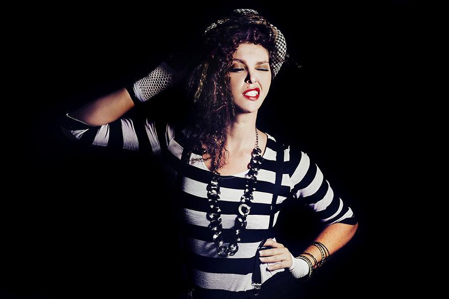Мадонна в 80-х