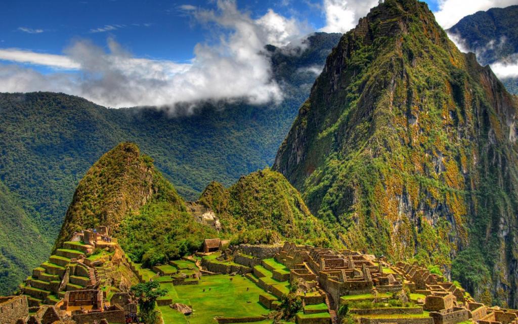 Город Инков – Загадочный и прекрасный