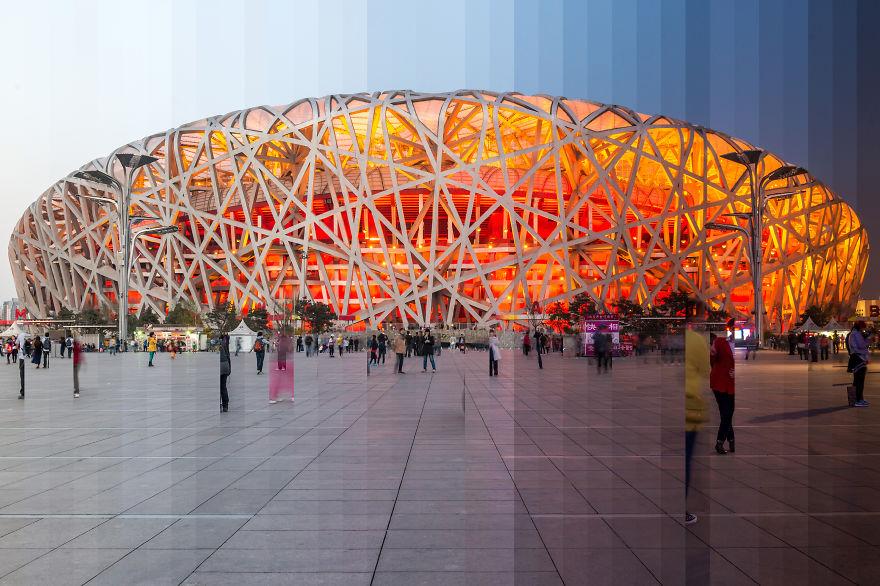 Национальный стадион, Пекин, Китай