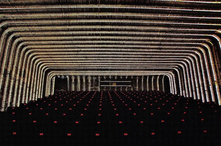 Кинотеатр De El Matadero, Мадрид