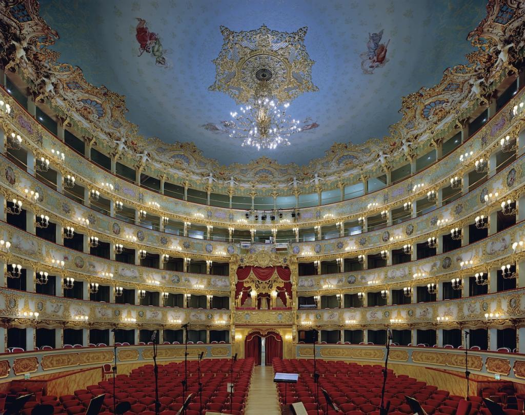 Оперный театр «Ла Фениче» в Венеции