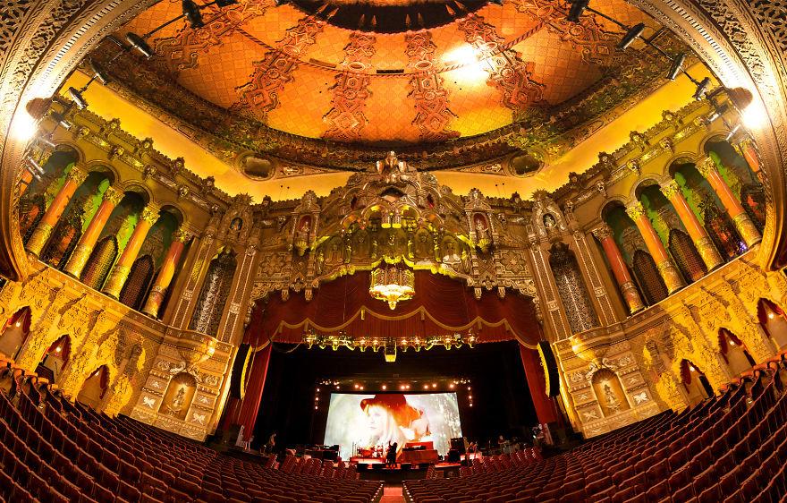 Фокс-театр, Атланта, штат Джорджия, США