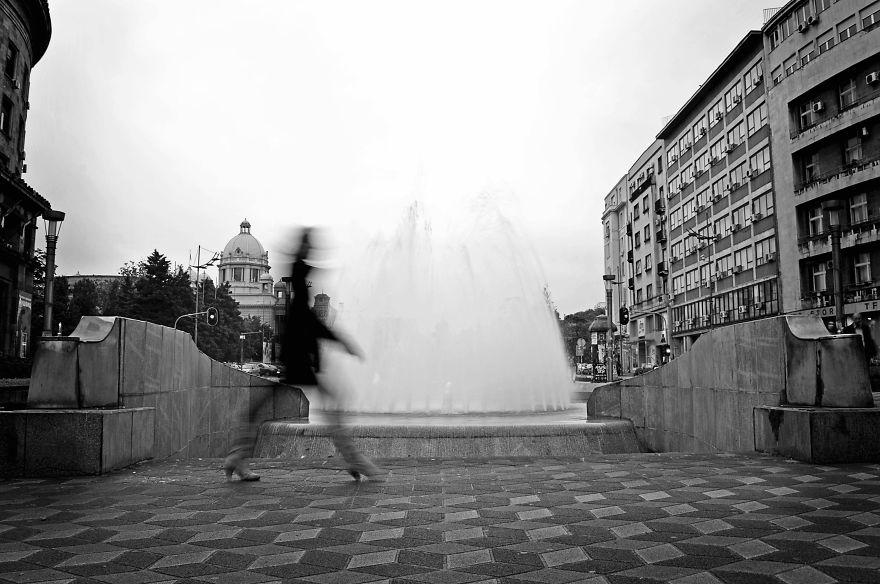 Площадь Николы Пашича