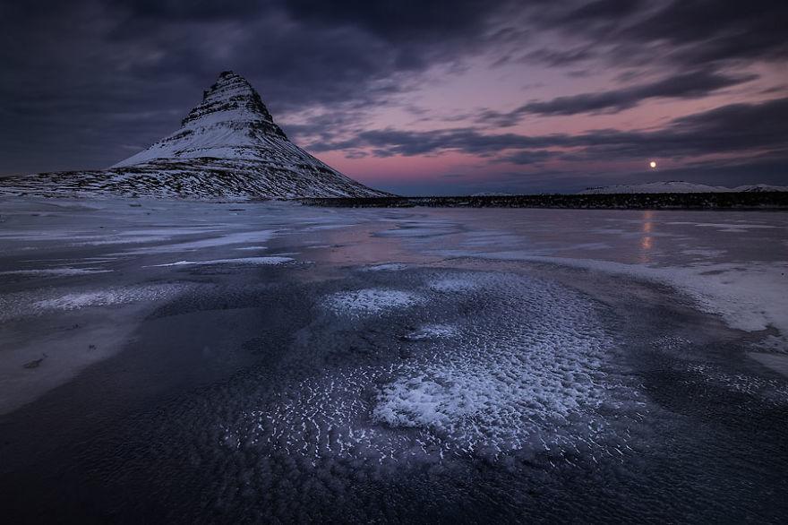 Гора Киркьюфетль