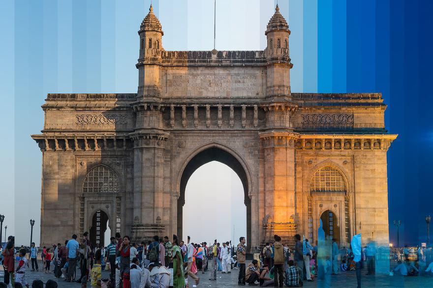 Ворота в Индию, Мумбаи