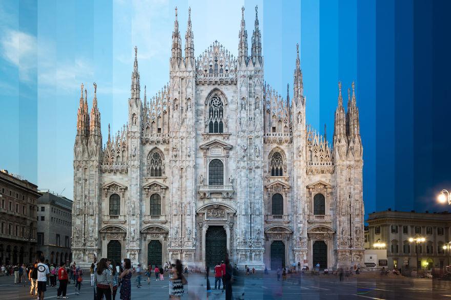 Миланский собор, Милан, Италия
