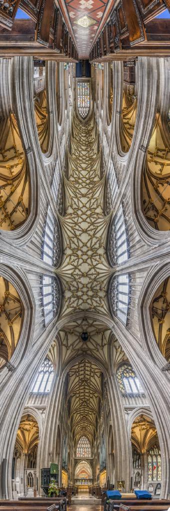 Церковь Сент-Мэри-Редклифф, Бристоль, Великобритания