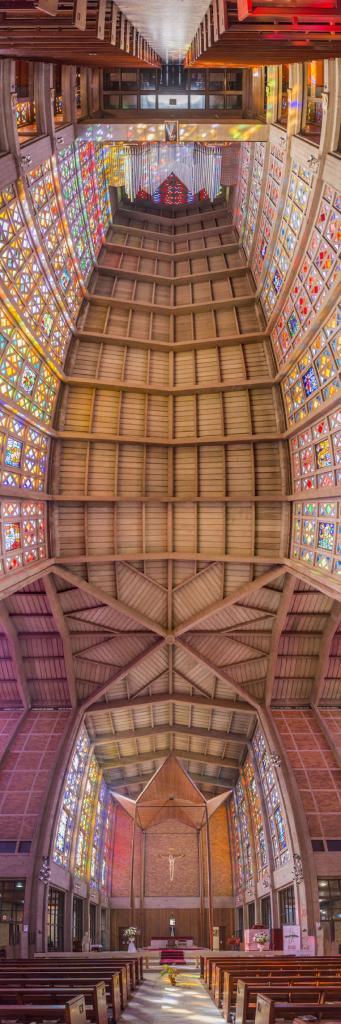 Собор Христа Царя, Йоханнесбург,  Южно-Африканская Республика