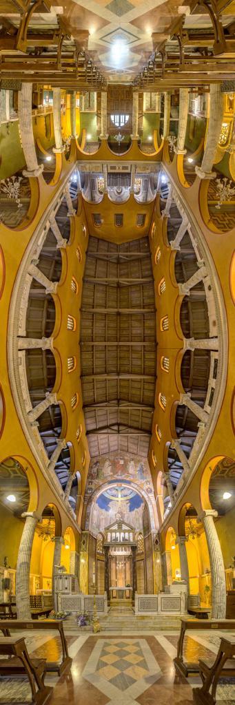 Церковь Nazionale Argentina, Рим, Италия