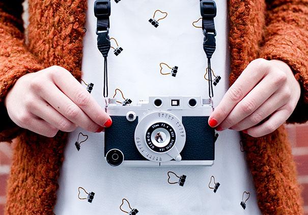 «Винтажная камера»