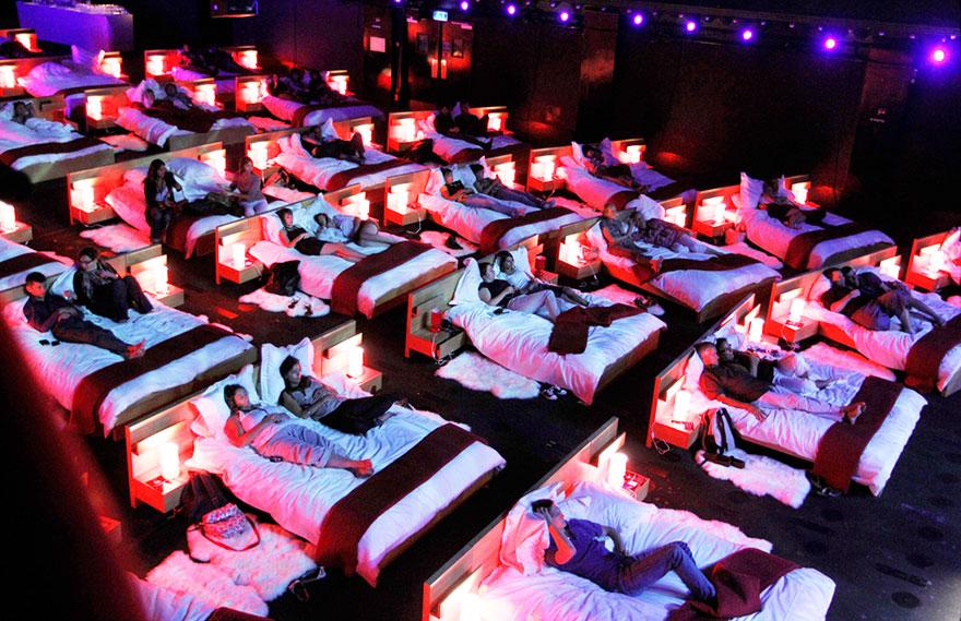 Самые необычные кинотеатры планеты