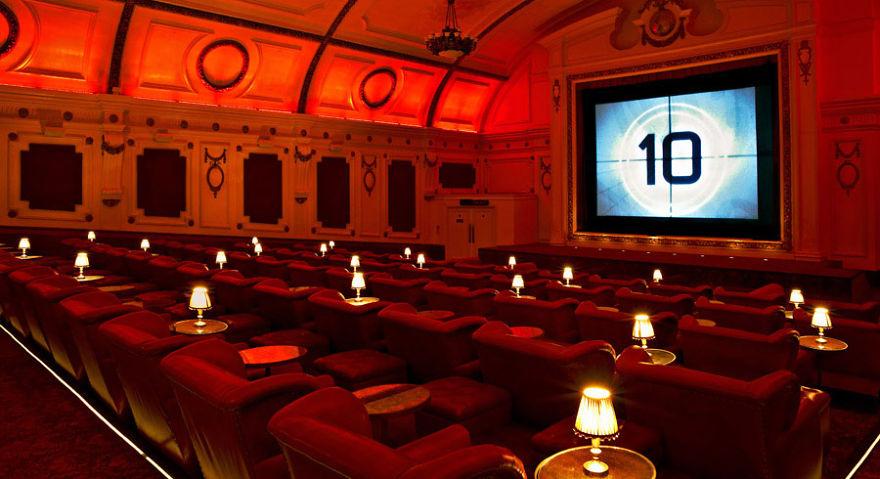 Electric Cinema, Ноттинг-Хилл