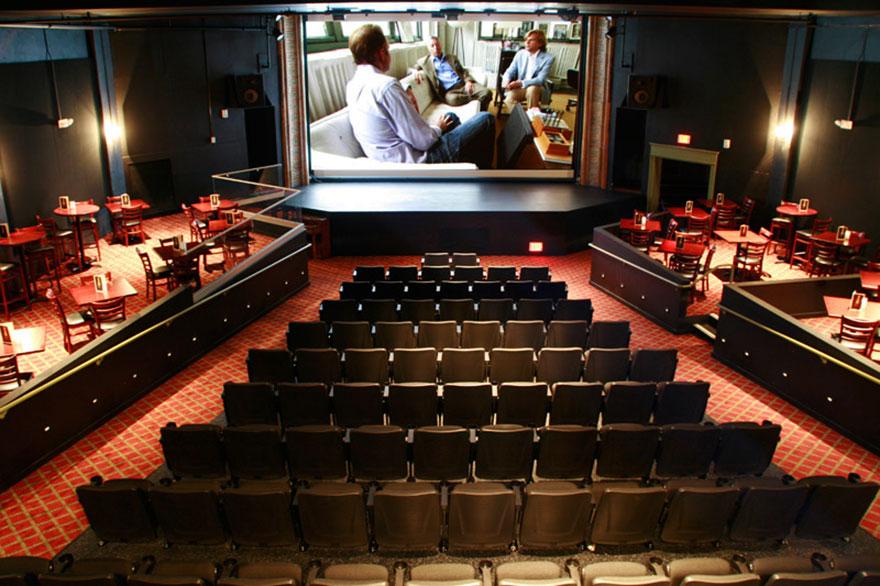 Кинотеатр The Bijou, Бриджпорт, штат Коннектикут, США