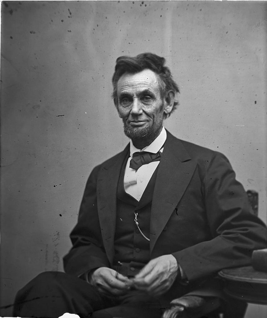 Авраам Линкольн, 1865 год