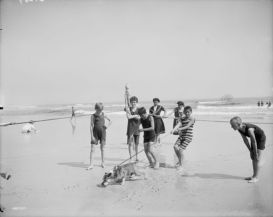 Кони-Айленд, около 1900-1910 гг