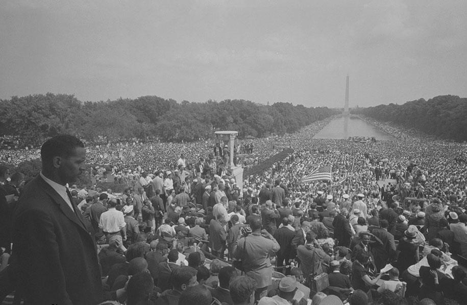 Марш на Вашингтон, 28 августа 1963 года
