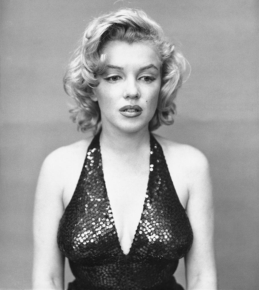 Мэрилин Монро, 1957 год