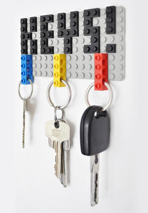 Lego-ключница