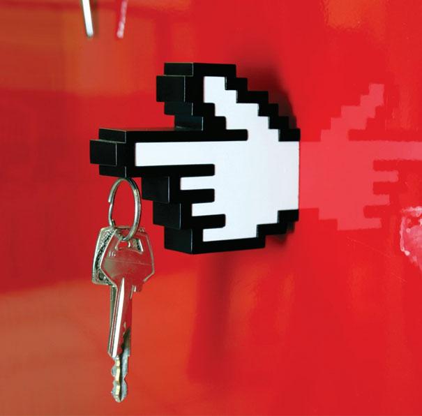 8-битная ключница