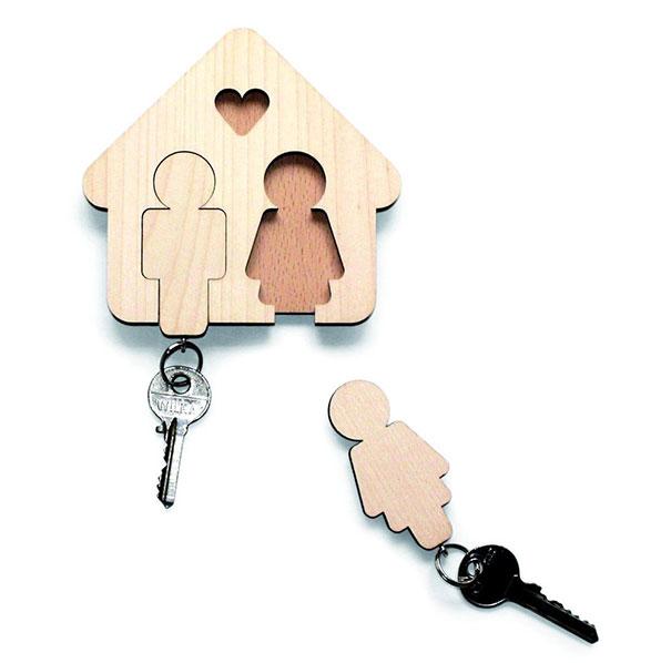 Ключница «Её и его»