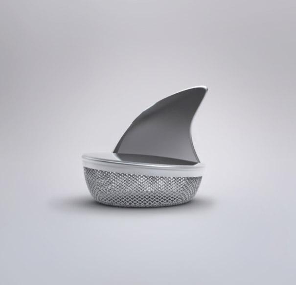 Заварочное сито «Акула»