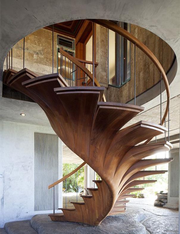 Лестница «Дерево»