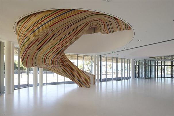 Лестница Timber Stripe