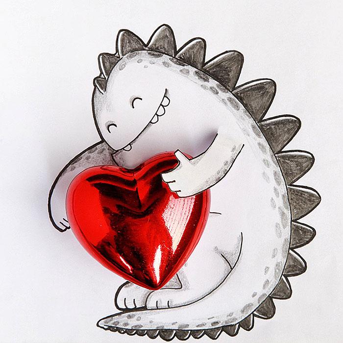 cute-dragon-doodles-interact-3d-objects-drogo-manik-ratan-14