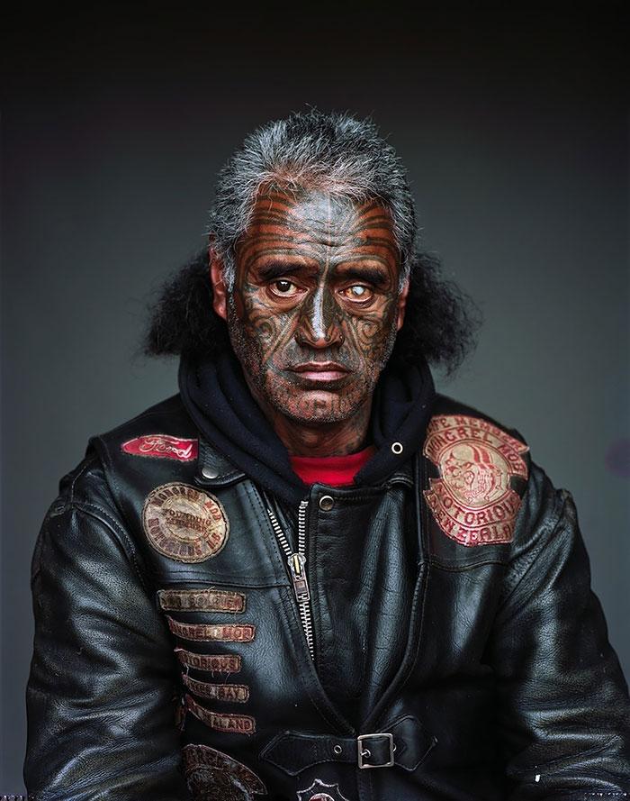 Захватывающие снимки бандитов Новой Зеландии