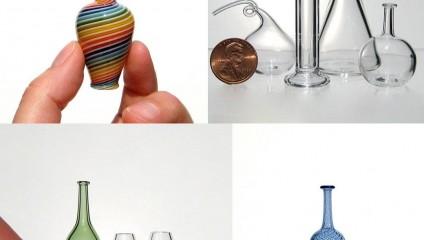 Виртуозные миниатюры стеклодува Кива Форда