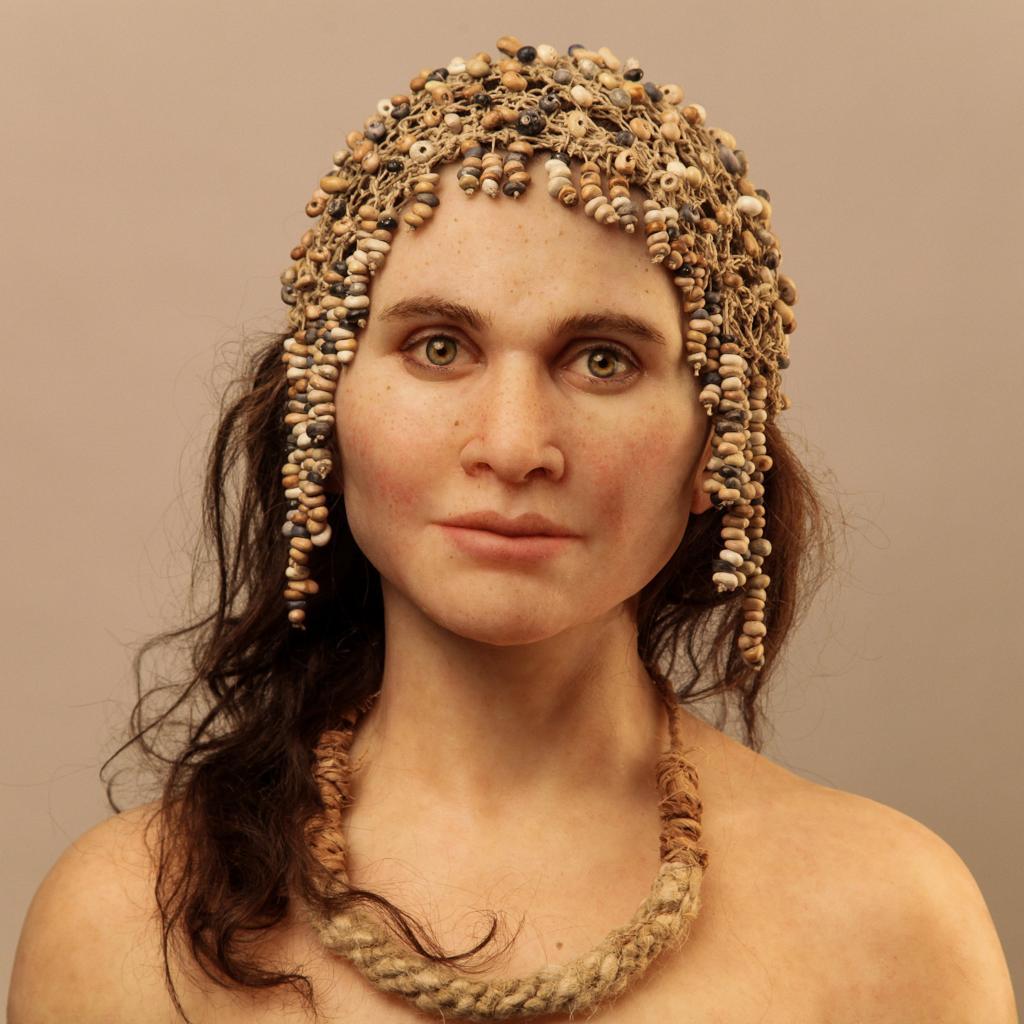 Женщина из Cap Blanc