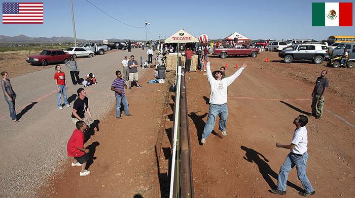 Государственная граница между США и Мексикой
