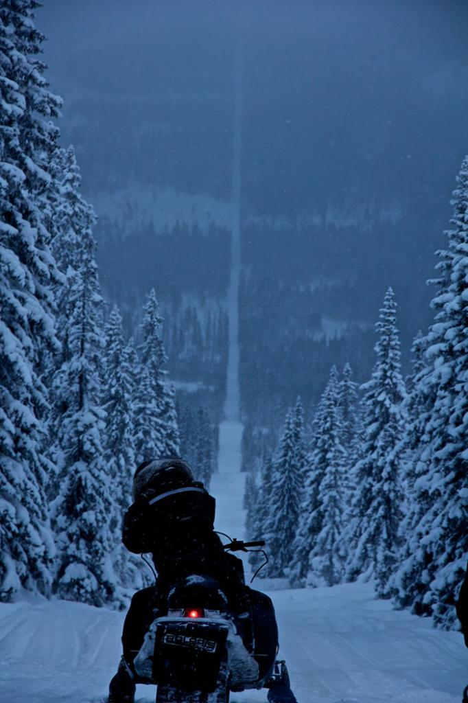 Граница Норвегии и Швеции
