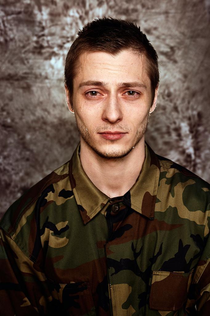 25-летний Егор