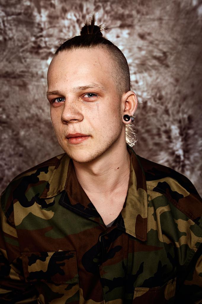 18-летний Юстас