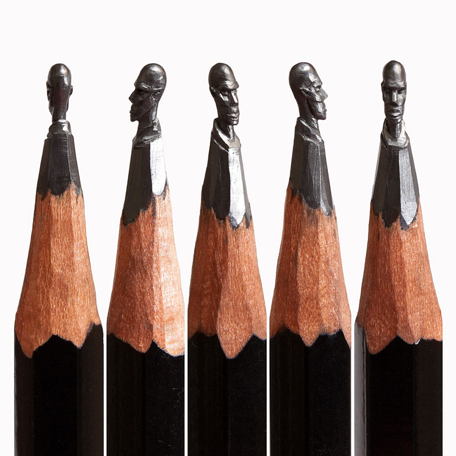 Поделки из грифелей карандашей