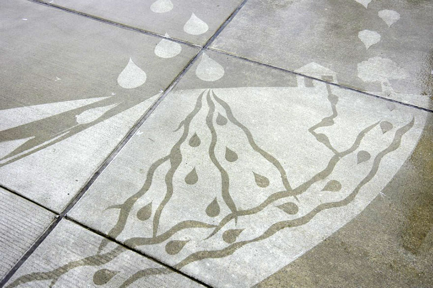super-hydrophobic-wet-sidewalk-rain-street-art-rainworks-peregrine-church-7-2