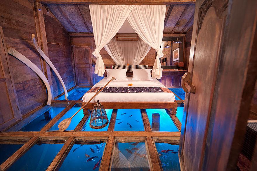 Отель Вambu Indah, Бали, Индонезия