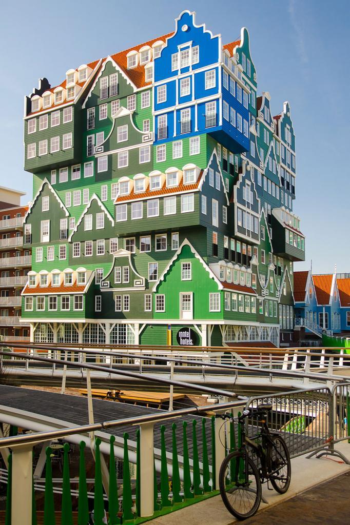 Amsterdam Zaandam Inntel Hotel, Нидерланды