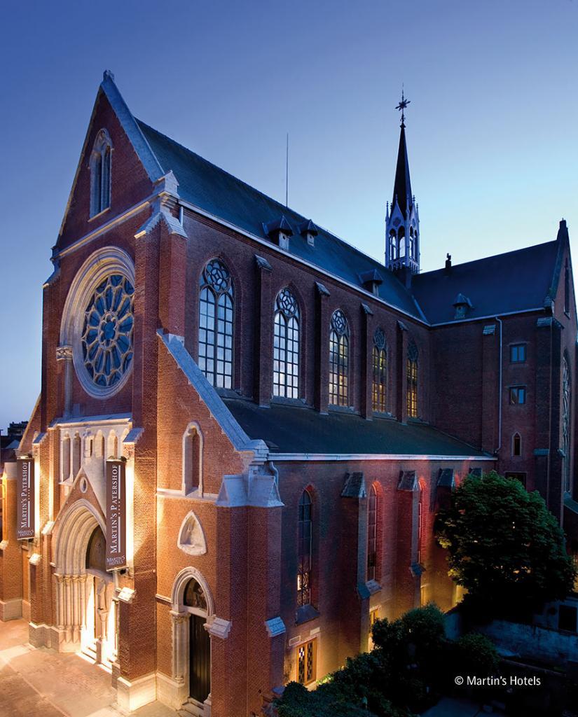 Отель Martin's Patershof Church, Мехелен, Бельгия
