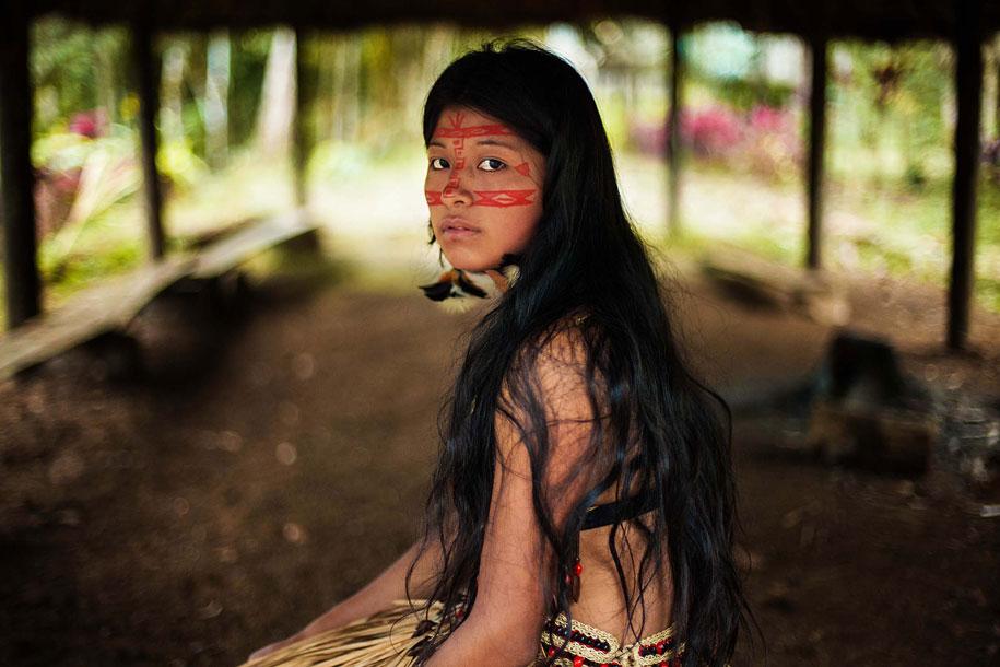 Дождевые леса Амазонии