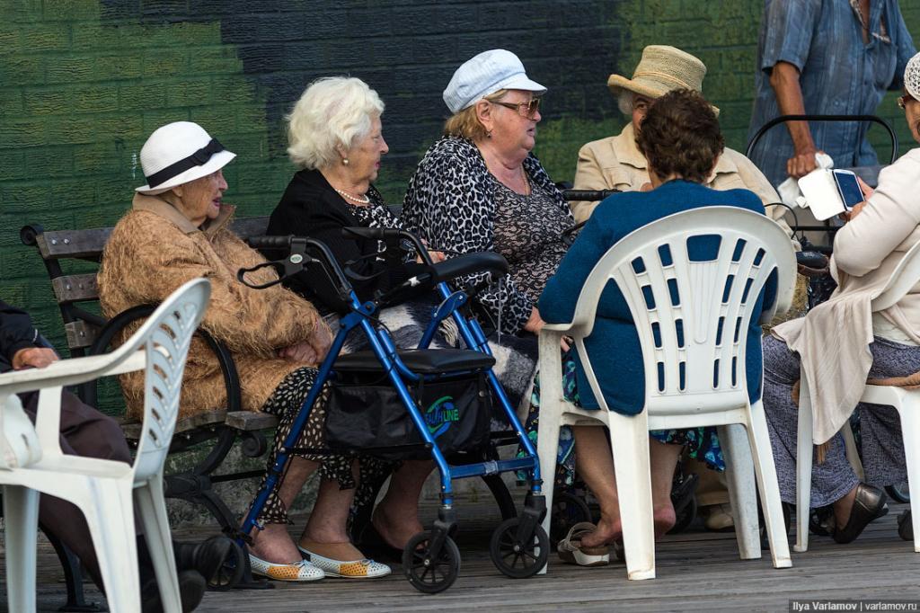 Бабушки Брайтона.
