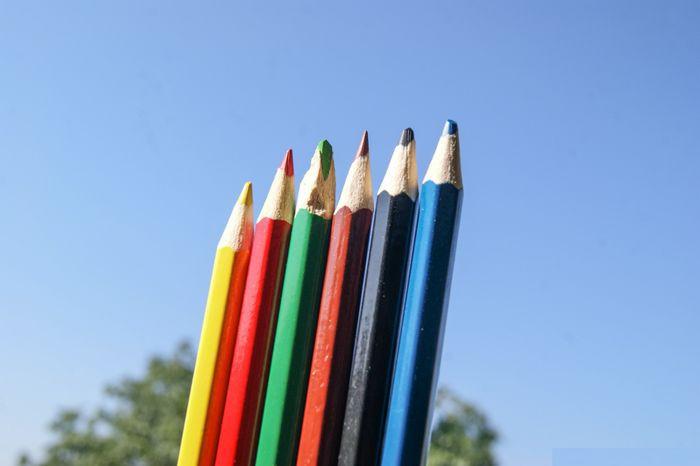 Простой тест на способность различать цвета