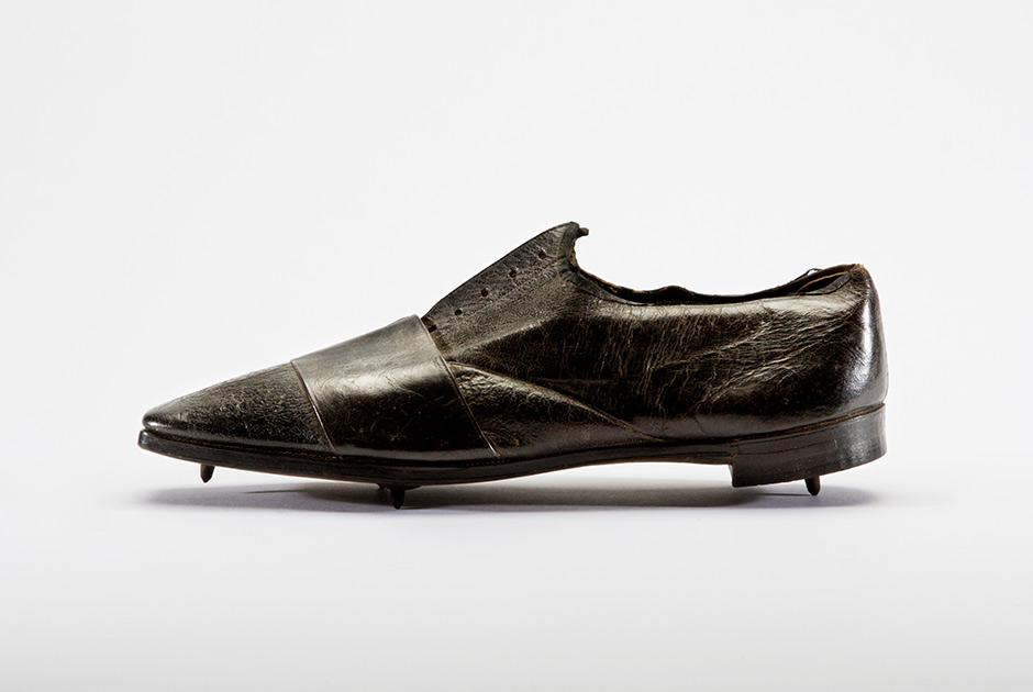 Беговые кроссовки марки  Thomas Dutton and Thorowgood, 1860–1865 годы