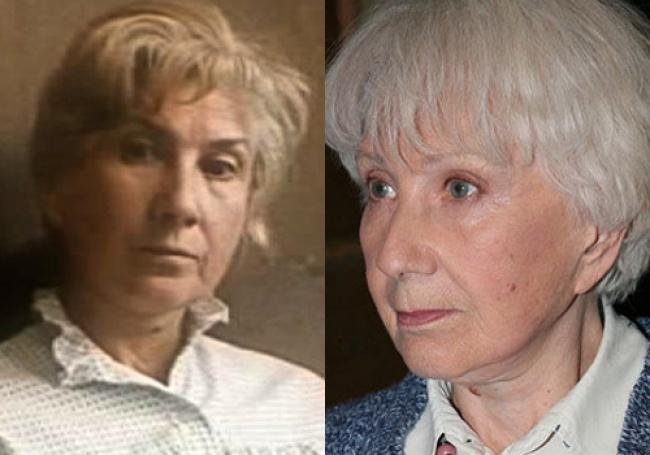 Людмила Аринина, сыгравшая бабушку Юли Грибковой
