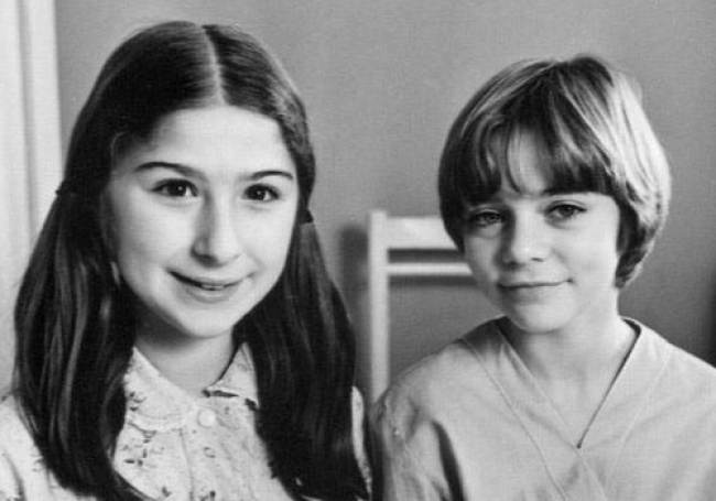 Юля Грибкова и Алиса Селезнева